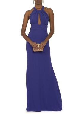 Vestido Civita Blue