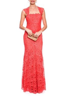 Vestido Cloe Coral