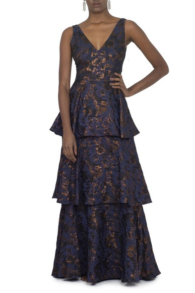 Vestido Colin Badgley Mischka