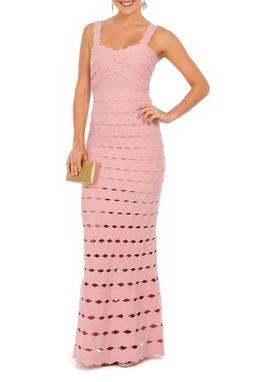Vestido Cotton Candy Pink