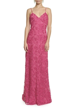 Vestido Cristal Seven Pink