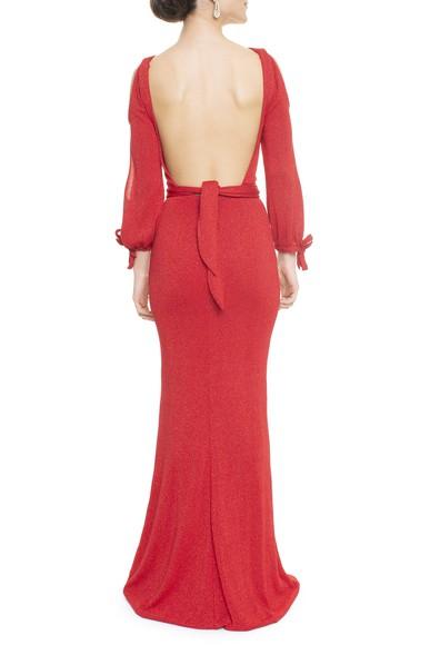 Vestido Cutelo Red Maddie