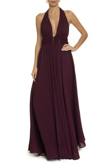 Vestido Darlen Basic Collection