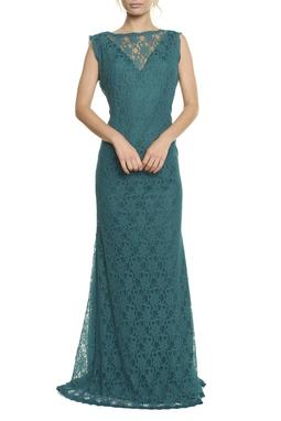 Vestido Demelza Green