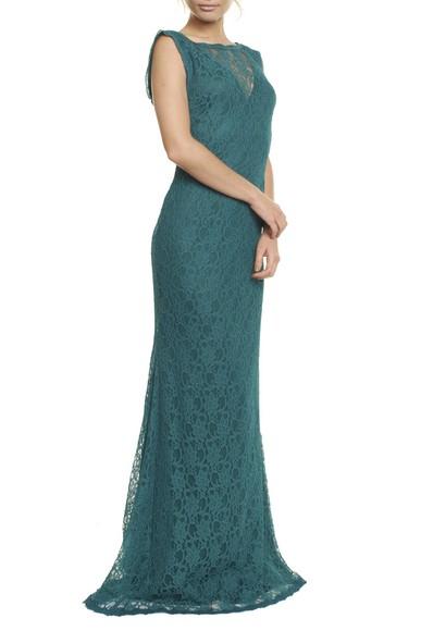 Vestido Demelza Green Anamaria Couture
