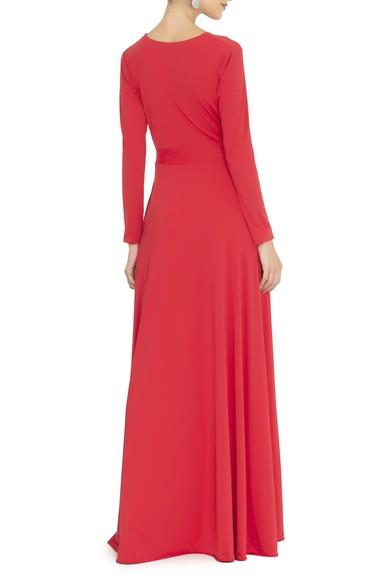 Vestido Ebony Red Anamaria Couture