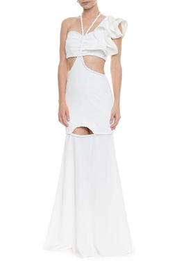 Vestido Eden White