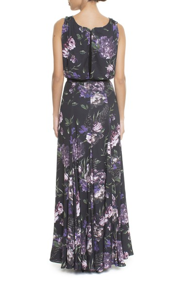 Vestido  Elegance Flower Basic Collection