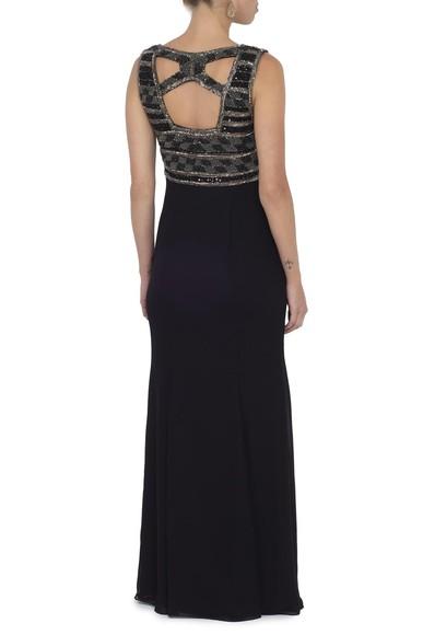 Vestido Eleve Black Adrianna Papell