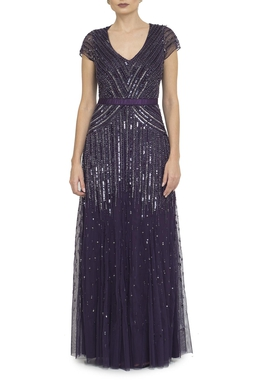 Vestido Ellaria Purple