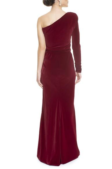 Vestido Emetis Velvet Prime Collection