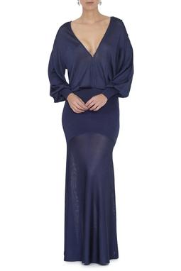 Vestido Eufe Blue