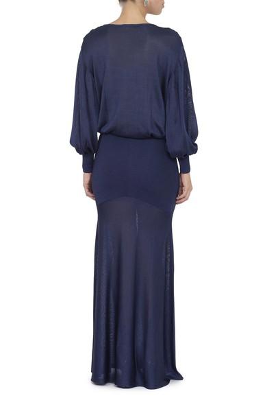 Vestido Eufe Blue Théa