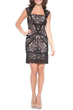 Vestido Eva Black