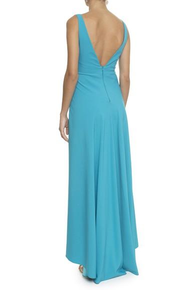 Vestido Evita Blue Carpe