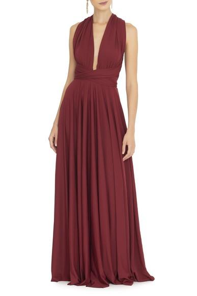 Vestido Ferrer Basic Collection