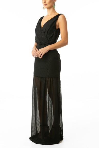 Vestido Fertune Black Jodri
