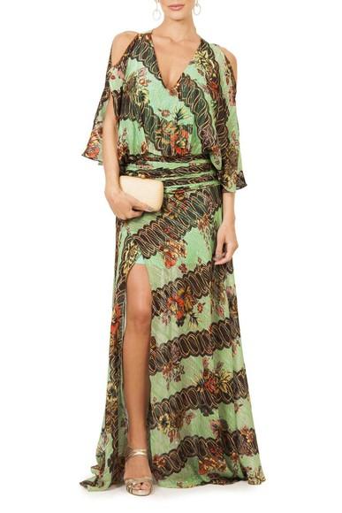 Vestido Festa das Flores Adriana Barra