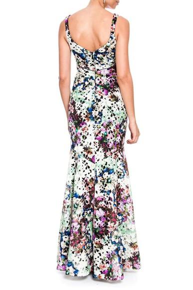 Vestido Fiorella Nicole Miller
