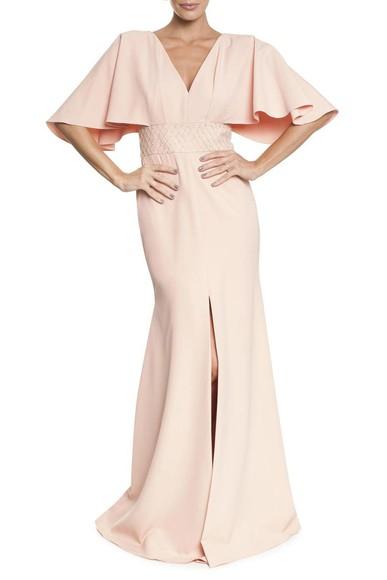 Vestido Flamingo Marcelo Quadros