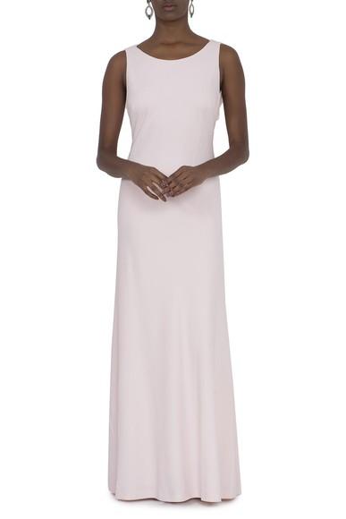 Vestido Floratta Rose Karl Lagerfeld