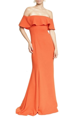 Vestido Florbela Orange