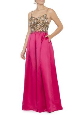 Vestido Florie Pink