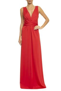 Vestido Francis Red