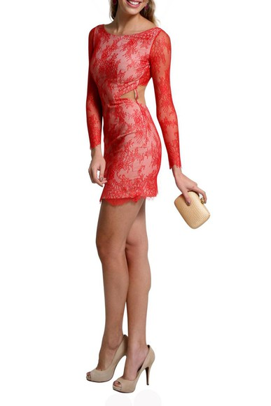 Vestido FX Red Jodri