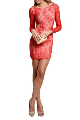 Vestido FX Red