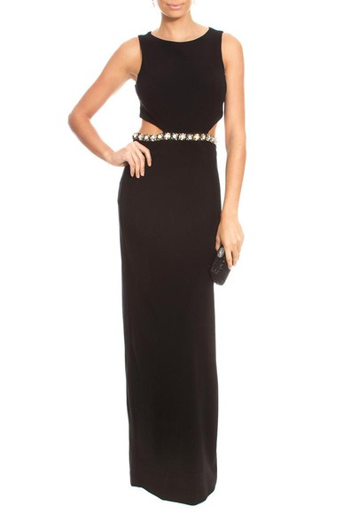 Vestido Gala Nicole Miller