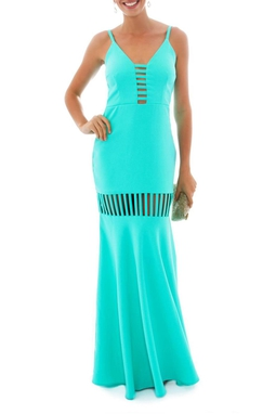 Vestido Georgiana Green