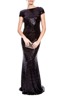 Vestido Gisele Black
