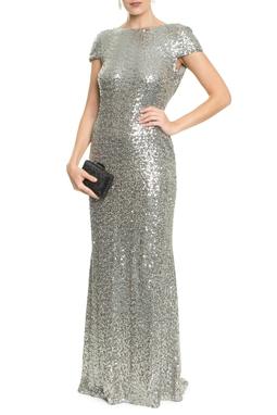 Vestido Gisele Grey