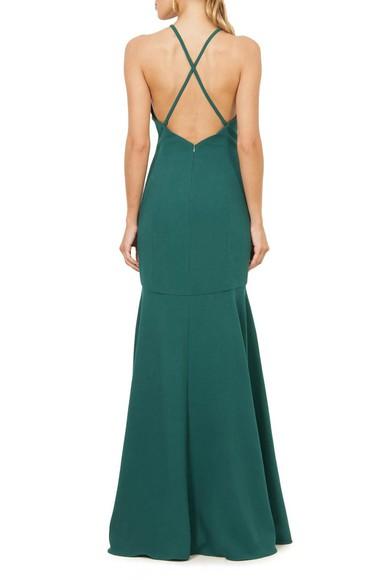 Vestido Gota Green Marcelo Quadros