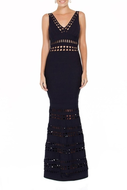 Vestido High Line Dark Navy