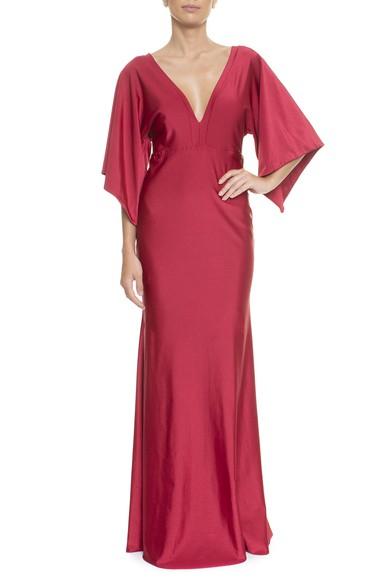 Vestido Holtz Red Maddie