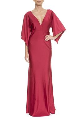 Vestido Holtz Red