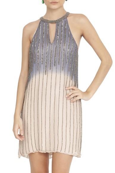 Vestido Horizonte Gray Basic Collection