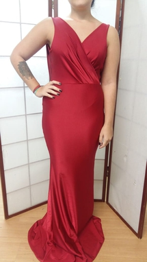 Vestido Humble Red