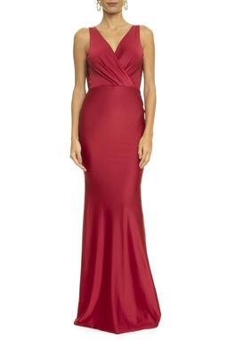 Vestido Humble Red
