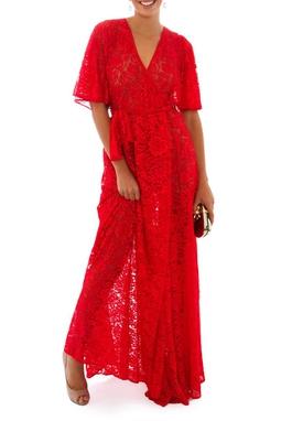 Vestido Iansa Vermelho