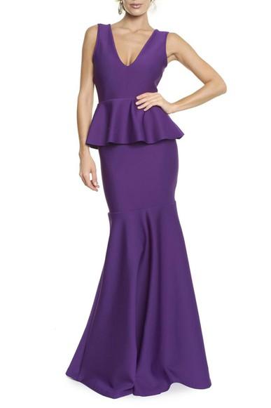 Vestido Ilze Purple Jodri