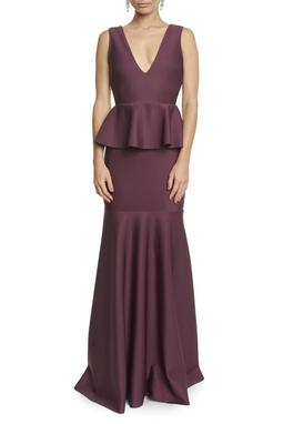 Vestido Ilze Purpura