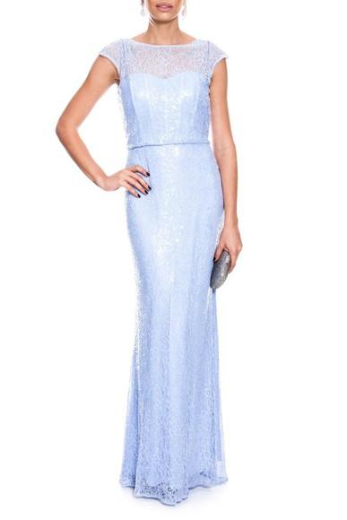 Vestido Ivy Badgley Mischka