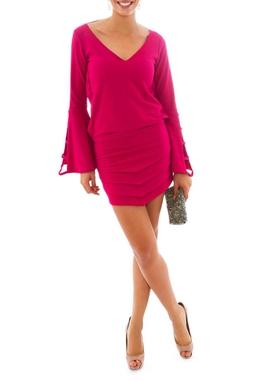 Vestido Jade Pink