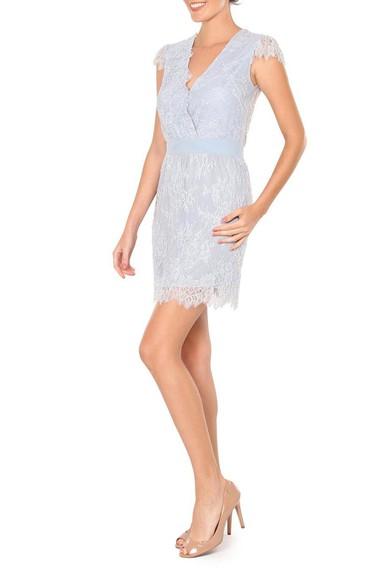 Vestido Jessie Blue Lita Mortari