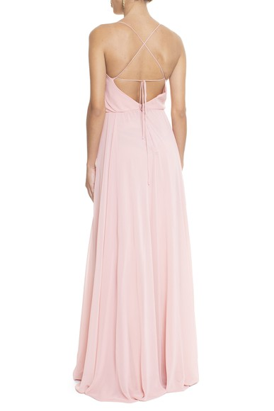 Vestido  Jiceli Light Pink Marcelo Quadros