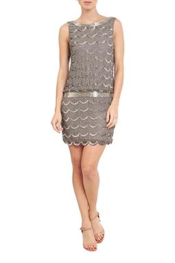 Vestido Karpa Grey