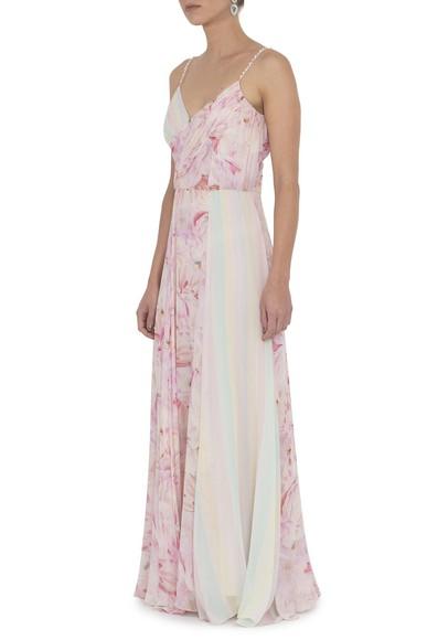 Vestido Katy Print Isolda